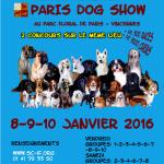 Paris Dog Show : Inscrivez vous sur www.cedia.fr